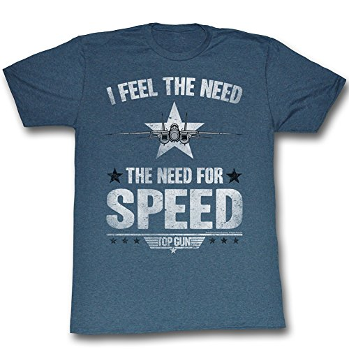 I Feel The Need for Speed Adults T-shirt