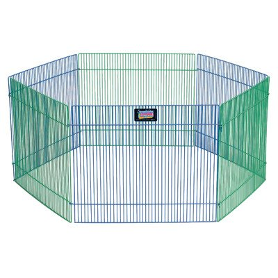 """Small Animal Play Pen, 15"""" X 19"""" front-386021"""