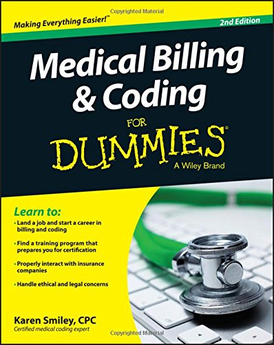 Medical Billing and Coding For Dummies (Service Management Dummies compare prices)