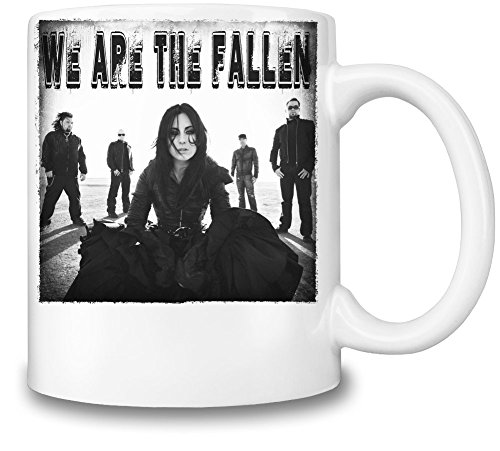 We Are The Fallen Tazza Coffee Mug Ceramic Coffee Tea Beverage Kitchen Mugs By Genuine Fan Merchandise