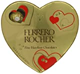 Ferrero Rocher Heart Gift Box, 10 Pieces, 4.4-Ounces