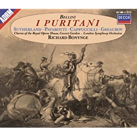 Bellini: I Puritani / Act 1 - Sai com'arde in petto mio