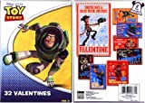 Toy Story Valentines (32 in 8 Styles)