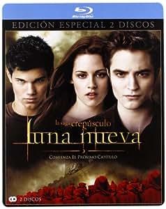 Luna nueva (Edición BR 2 Discos) Steelcase [Blu-ray]