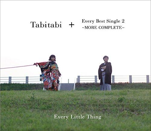 Tabitabi + Every Best Single 2 〜MORE COMPLETE〜(6CD+2DVD)