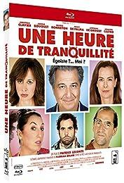 Une heure de tranquillité - Blu-ray