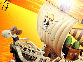 One Piece Real Going Merry ~ Memories of Merry ~ 2 (japan import)