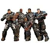 Gears of War - Action Figure: Delta Squad Box Set