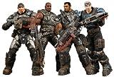 Gears of War - Action Figure: Delta Squad Box Set