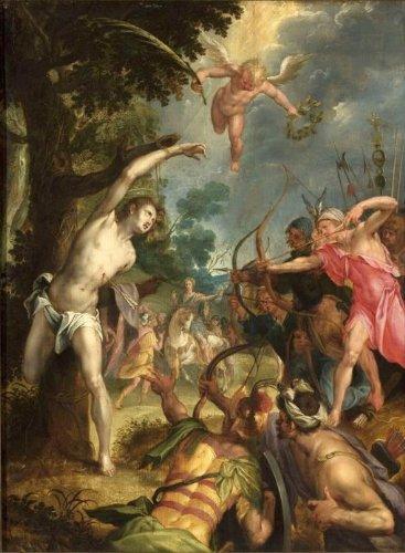 41 Color Paintings of Hans von Aachen - German Mannerist and Portrait Painter (1552 - March 4, 1615)