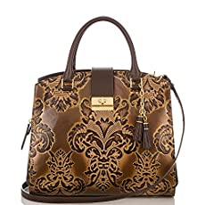 Oxford Satchel<br>Brown Fresco