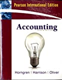Accounting, Chapters 1-23, Complete Book and Myaccountinglab with Pearson Etext Package