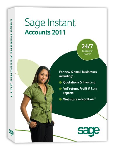 Sage Instant Accounts 2011 (PC)