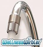 Wellnesswirbler ® für den Wasserhahn - (Wasserwirbler /...