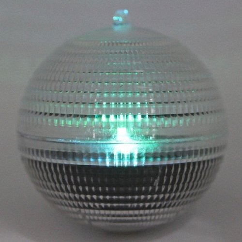 New Solar Power Floating LED Light Random Colors Light For Garden Pond Christmas