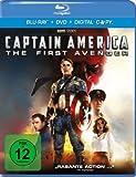 Captain America - The First Avenger + DVD Blu-ray  - Preisverlauf