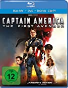 Captain America auf Blu-ray ab 9,90 Euro inkl. Versand