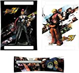 Mad Catz Xbox 360 Street Fighter IV Faceplate & Console Skinz Design 2: New (Xbox 360)