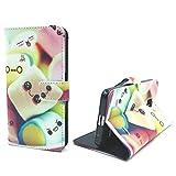 König-Shop Handy Tasche für Alcatel One Touch Idol 3 5,5