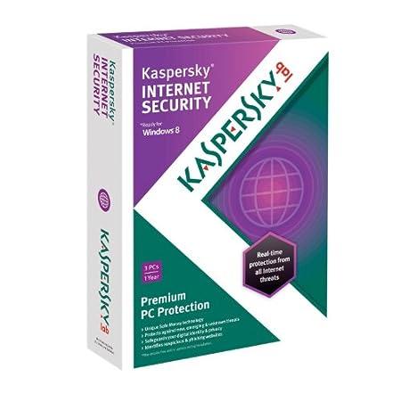 Kaspersky Internet Security - 3 Users