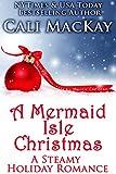 A Mermaid Isle Christmas: A Steamy Holiday Romance (A Mermaid Isle Romance Book 4)
