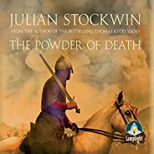 The Powder of Death Audiobook by Julian Stockwin Narrated by Greg Wagland