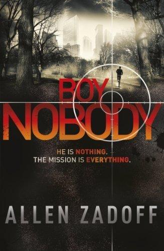Boy Nobody by Zadoff, Allen (2013) Paperback