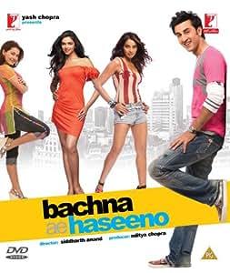 amazoncom bachna ae haseeno bollywood dvd with english