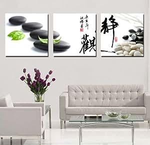 galerie bild auf leinwand modern art dekoration wand traditionelle chinesische kunst zen. Black Bedroom Furniture Sets. Home Design Ideas