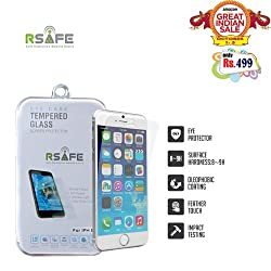RSAFE Eye Care Tempered Glass harmful Radiation Filter Screen Protector Forsony Z2