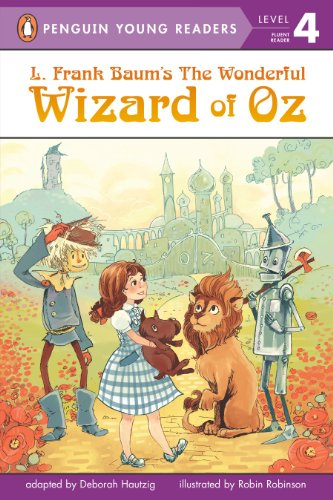 L. Frank Baum's Wizard of Oz (Penguin Young Readers - Level 4 (Quality))