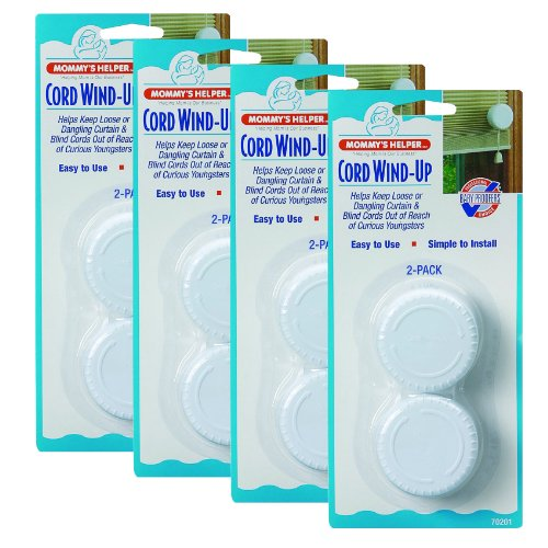 Mommy's Helper Cord Wind-Up - 8 Count - 1