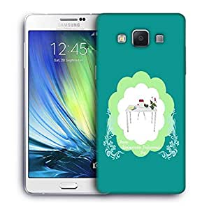 Snoogg Admin Professional Day Designer Protective Phone Back Case Cover For Samsung Galaxy A7