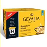 Gevalia Single Serve Coffee Cup Signature Blend - 84 Ct
