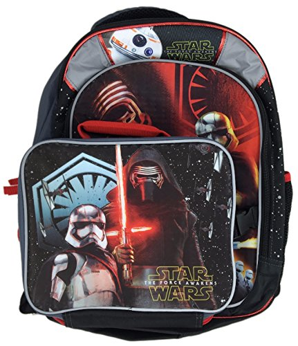 Star Wars Deluxe Backpack and Lunch Kit Set