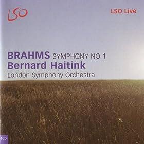 Brahms: Symphony No. 1 & Tragic Overture