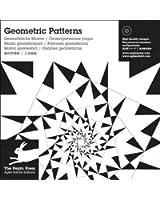 Geometric Patterns : Motifs géométriques (1Cédérom)