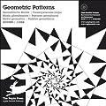 Geometric Patterns : Motifs g�om�triques (1C�d�rom)