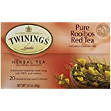 Pure Rooibos Red Tea 1 X 20 Bags
