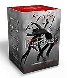 Becca Fitzpatrick The Complete Hush, Hush Saga: Hush, Hush/Crescendo/Silence/Finale (The Hush, Hush Saga)
