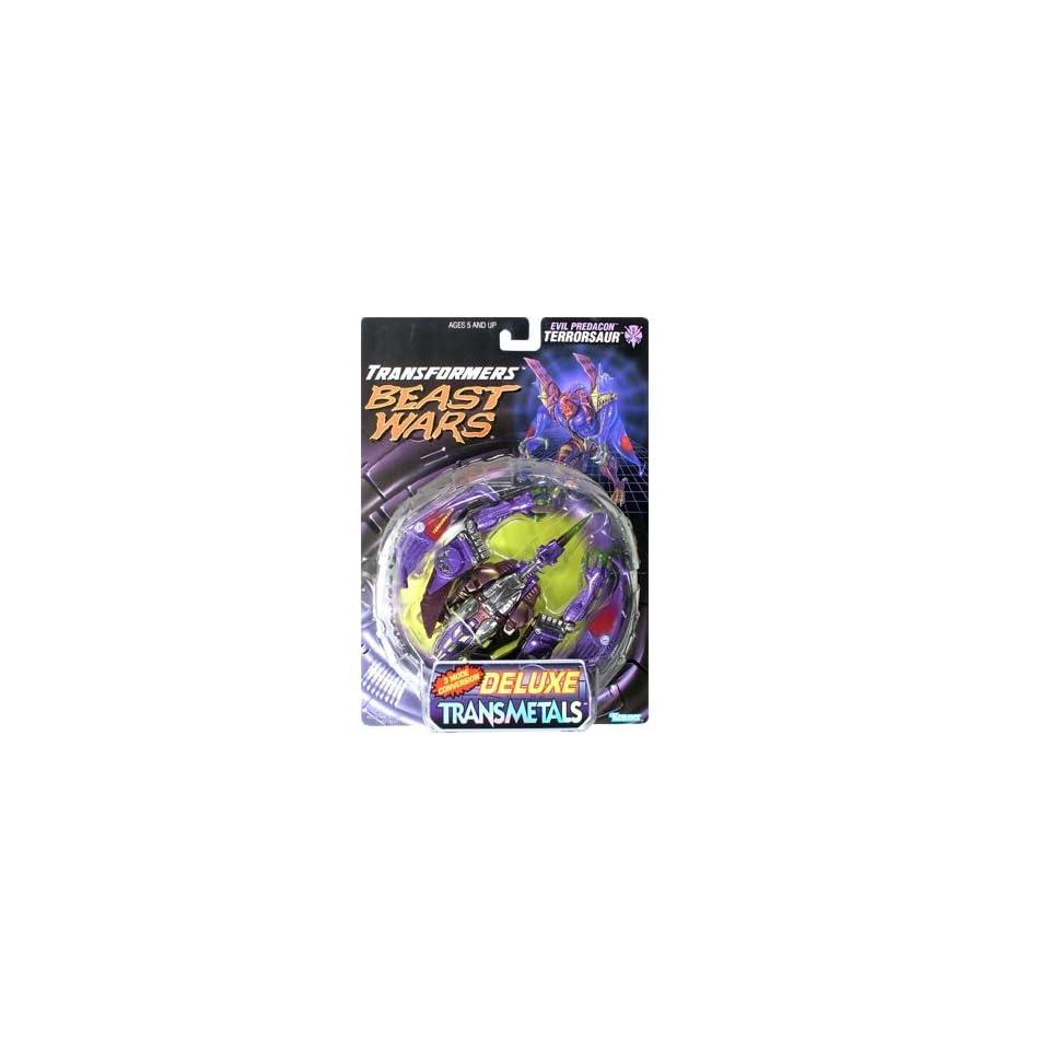 Transformers Beast Wars Transmetals Deluxe  Terrorsaur Action Figure