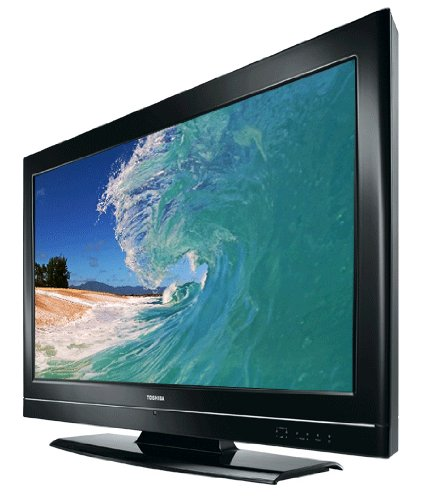 Toshiba 32BV500B 32-inch Widescreen HD Ready LCD TV with Freeview