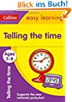 Telling Time Ages 7-9 (Collins Easy L...