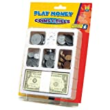 Educational Insights Play Money - Coins And Bills ~ Educational Insights