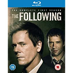 Following-Complete Series 1 [Blu-ray]