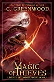 Magic of Thieves (Legends of Dimmingwood Book 1) (English Edition)