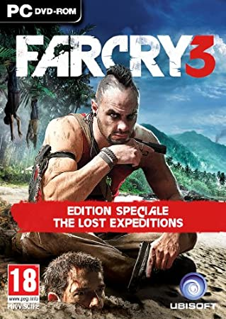 Far cry 3 : the lost expeditions - édition spéciale