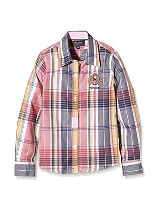 Valecuatro Camisa Casual (Multicolor)