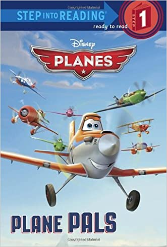 Plane Pals (Disney Planes) (Step into Reading) written by Frank Berrios