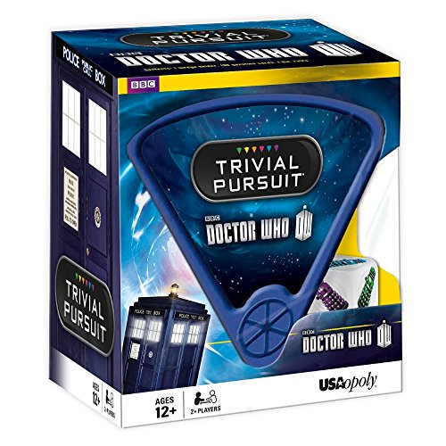 trivial pursuit doctor who edition import it all